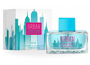 Urban Seduction Blue for Women