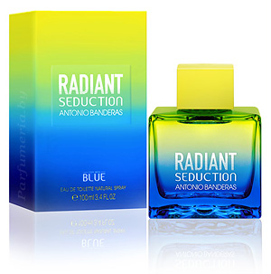 Radiant Seduction Blue