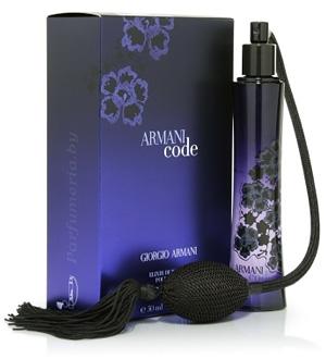 Armani Code Elixir de Parfum pour Femme