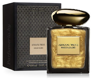 Armani Prive Rose D`Arabie L`Or Du Desert