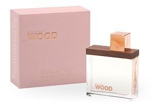 Туалетные духи She Wood