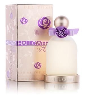Halloween Fleur