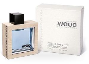 Туалетная вода He Wood Ocean Wet Wood Pour Homme