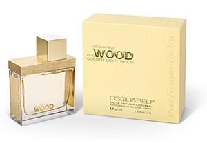 She Wood Golden Light Wood