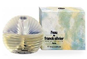 L`Eau de Franck Olivier