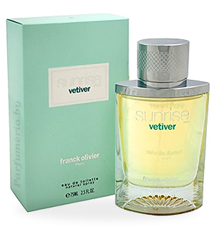 Sunrise Vetiver Men