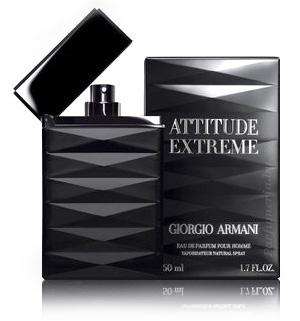 Туалетная вода Attitude Extreme pour Homme