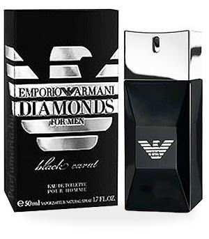 Emporio Armani Diamonds Black Carat for Him