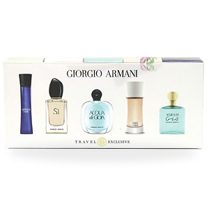 Набор Giorgio Armani Travel Exclusive