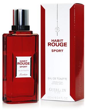 Habit Rouge Sport