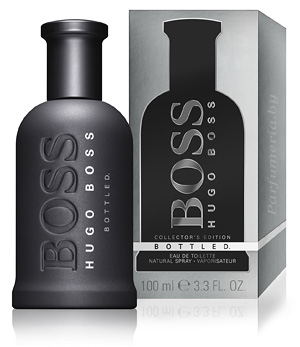 Boss Bottled Collector`s Edition
