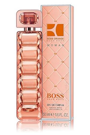 Туалетная вода Boss Orange Woman Edp