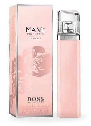 Boss Ma Vie Pour Femme Florale
