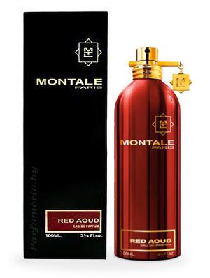 Montale Red Aoud (Монталь Рэе Уд) купить в Минске Red Aoud