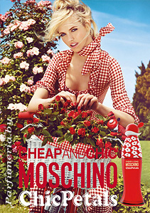 Moschino Cheap and Chic Petals